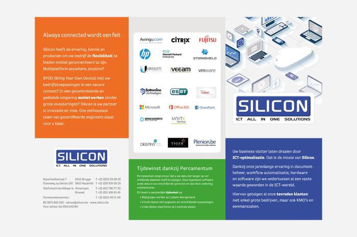 Silicon folder 1